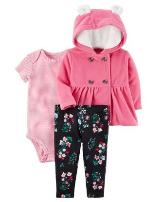 Carter's Baby Girls' Cardigan Sets