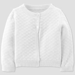 Baby Girls' Sweater - Just One You™ Made by Carter's