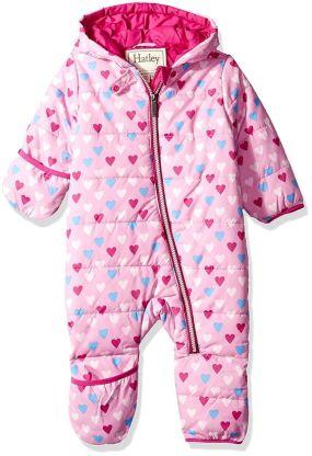 Hatley Baby Girls Mini Winter Bundlers