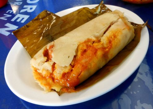 The delicious goodness that is Tamales